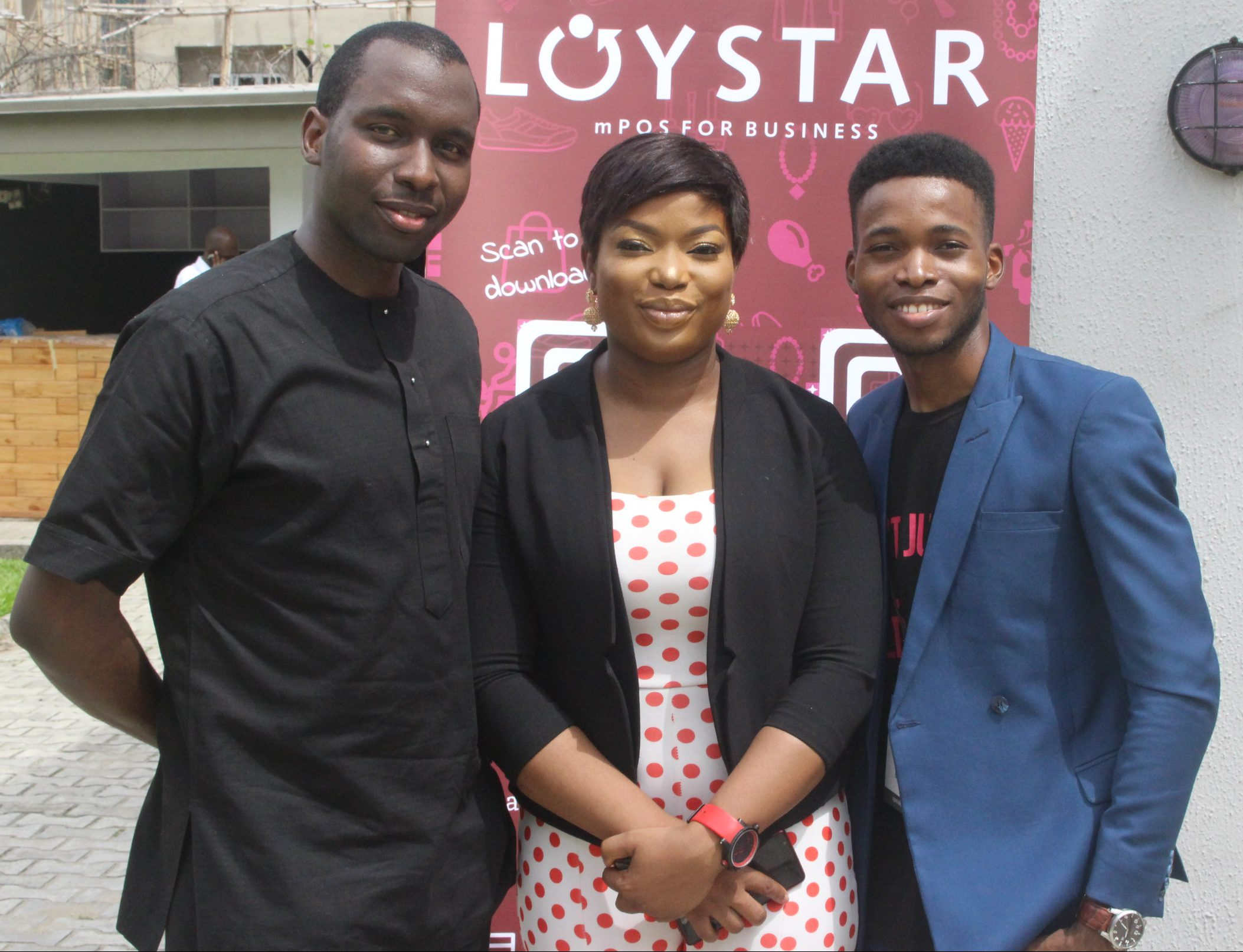 Loystar @ Social Media Week Lagos